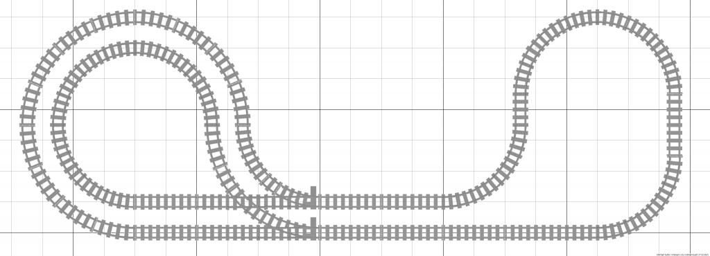 Diverging Tracks R40/R56